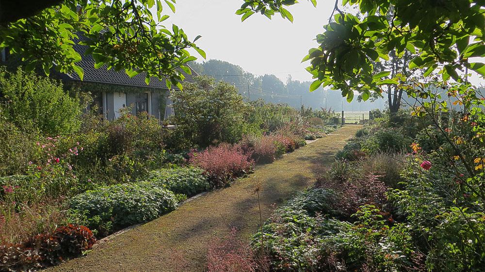 LongBorder at Viller the Garden